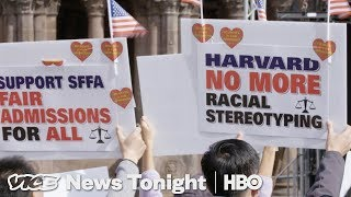 Ivy League Affirmative Action & Trump Investigations: VICE News Tonight Full Episode (HBO)
