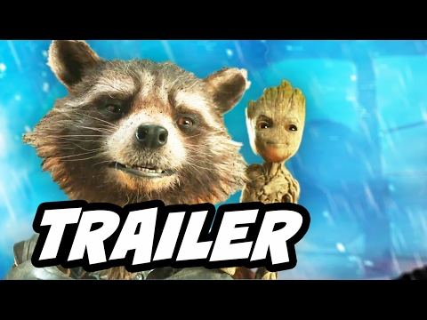 Guardians Of The Galaxy 2 Super Bowl Trailer Breakdown - Ego The Living Planet