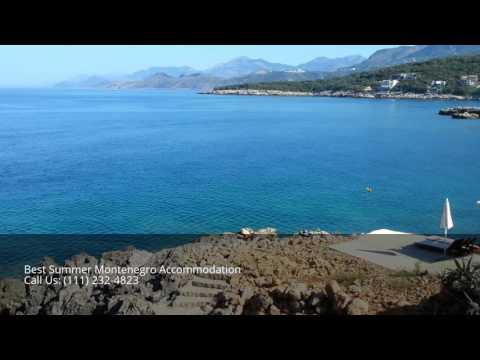 Utjeha Montenegro Accommodation