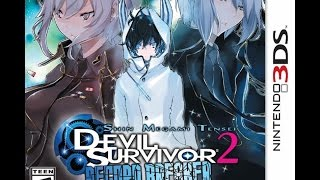 Devil Survivor 2 Record Breaker All Field + Battle Themes