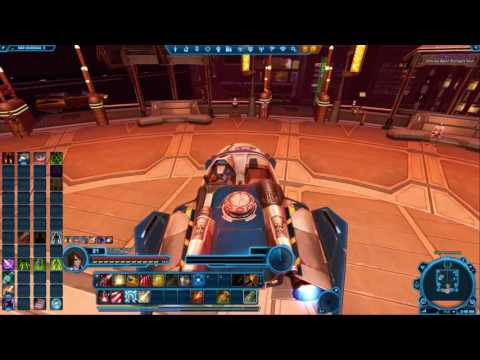 Let's Play Star Wars The Old Republic - Trooper - Part 8 - Lousy SIS!