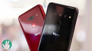 LG G8 ThinQ and V50 ThinQ: A further look