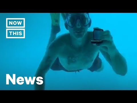Man Dies After Proposing to His Girlfriend Underwater | NowThis