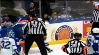 Justin Vaive vs Jake Dotchin Mar 11, 2016