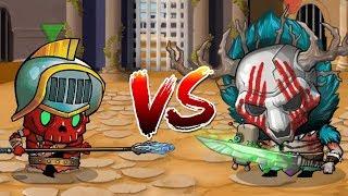 Tiny Gladiators - Đầu Lâu Và Đầu Bò - Dũng Sĩ Giác Đấu Tí Hon #1