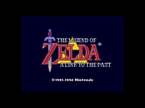 Throw Back Thursday: The legend of Zelda A link to the past