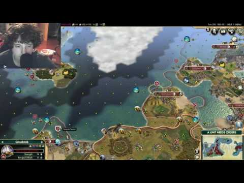 Civ 5 Spain ep16 FALL OF THE BABYLONIAN EMPIRE