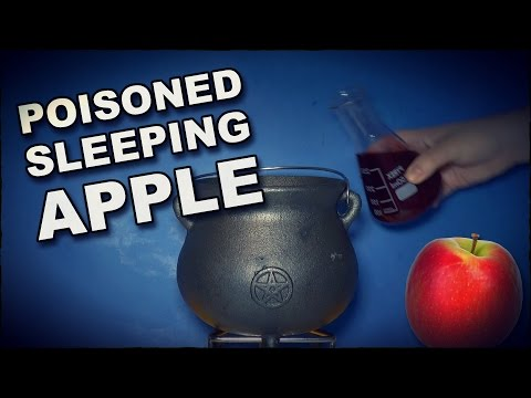 How To Make A Poisoned Sleeping Apple Potion