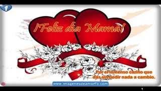 TARJETAS DIA DE LA MADRE 6 SALUDOS CON FRASES Y PENSAMIENTOS PARA MAMA