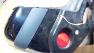 Nissan X-Trail T31 (Z@B@V@). Начинаю ремонт своего автомобиля после ДТП. Обзор повреждений