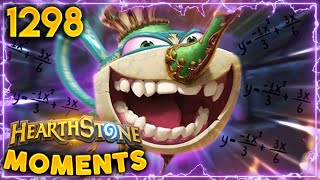 IF YOU Spot This Lethal YOU'RE AN ACTUAL GENIUS | Hearthstone Daily Moments Ep.1298