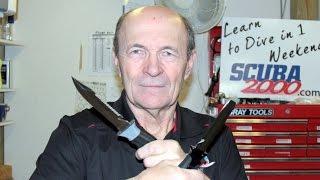 Scuba Tech Tips: Dive Knives And Tools - S03E05