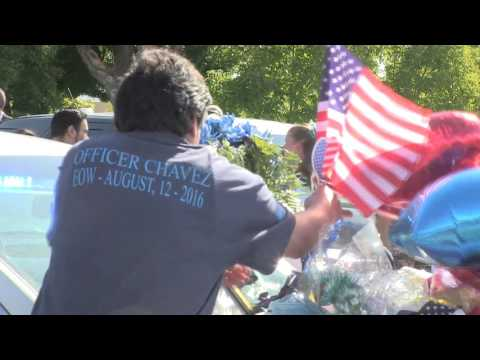 Southern New Mexico Honors Fallen Officer