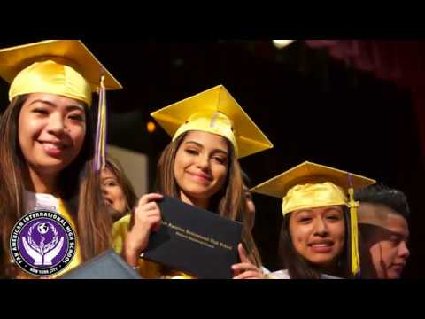 Pan American International High School Highlights 2018
