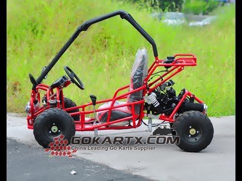 110cc Kids Go Kart Gc