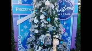 Christmas Tree Trail 2018