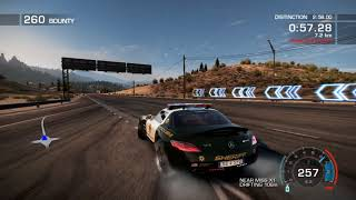NFS: Hot Pursuit(2010): SCPD Event #26: Rapid Response: Carson Ridge Reservoir: Coming In Hot
