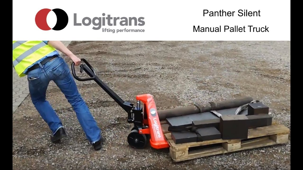 Experience How The Panther Silent Pallet Truck From