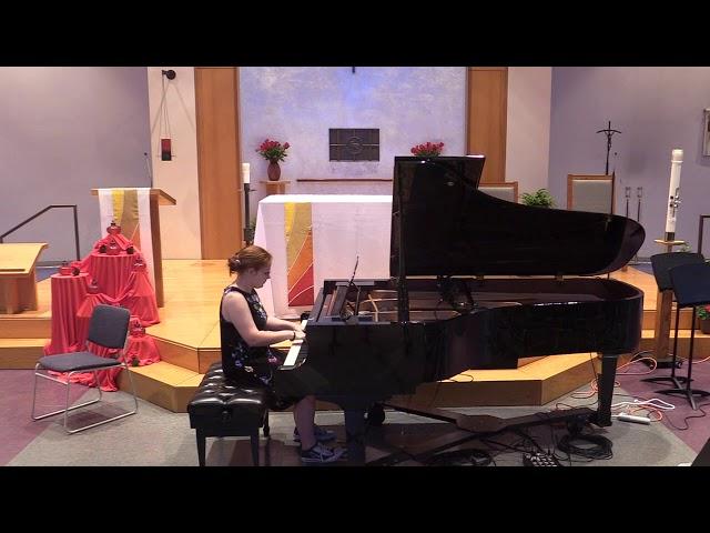 24 Mendelssohn, Venetian Boat Song