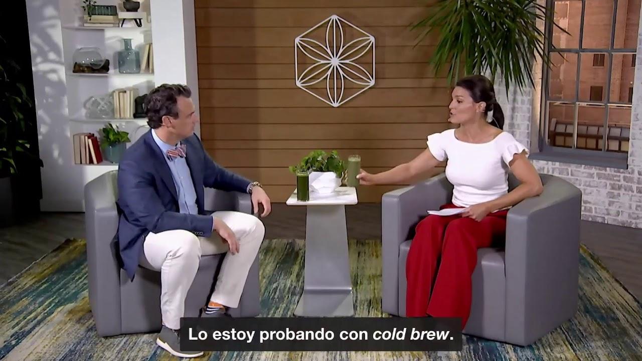 EQUIPO CIENTIFICO ISAGENIX DR JOSHUA PLANT LA CIENCIA DE NUESTROS PRODUCTOS CONVENCION 2021
