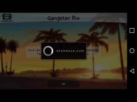 Gangstar RIO Lite (130MB) APK + DATA