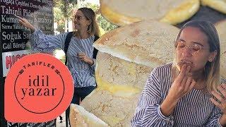 Tahinli Pide Yiyip Sonra Biz Yapıyoruz   VLOG   Yemek Videoları