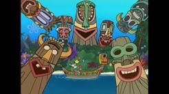 SpongeBob Schwammkopf Thaddäus im Tiki-Land Song