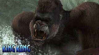 Peter Jackson's King Kong (Ep. 6) – Kong Rescues Ann!!!