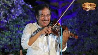 Chalte Chalte Yun He Koi | Violinist Ustad Raees Ahmad Khan Tribute To Lata Mageshkar | DAAC Classic