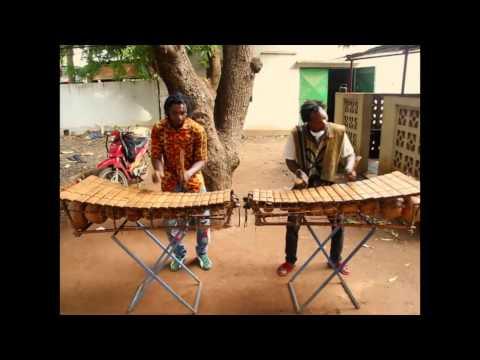 Bassidi and Khalifa Koné - Balafon Duet (August 2015)