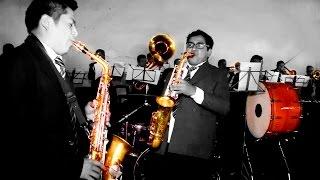 Banda Sinfónica EXPRESIÓN DE LIMA - Clásicos de los 80 (rock)
