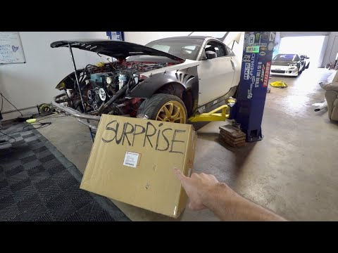 MYSTERY PACKAGE FOR THE 350Z