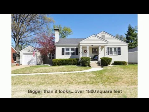 Home for Sale: 509 Larkhill Ct, Webster Groves MO 63119