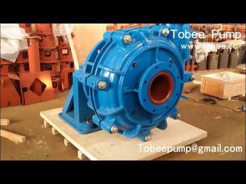 Tobee™ Slurry Pump and Spare parts at Tobee Pump Factory