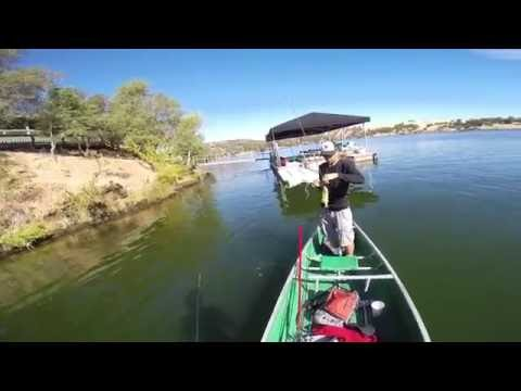 June Bassin At Tulloch Bass To Crappie, Slabs And PB