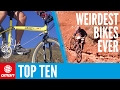 Top 10 Weirdest Mountain Bikes Ever