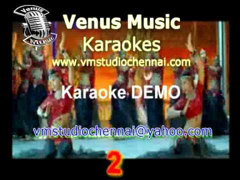 Radhai Manathil - Snegithiye Karaoke