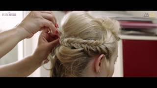 Gambar cover Esteline Beauty Center - Coafura de mireasa par lung; Bridal hair updo