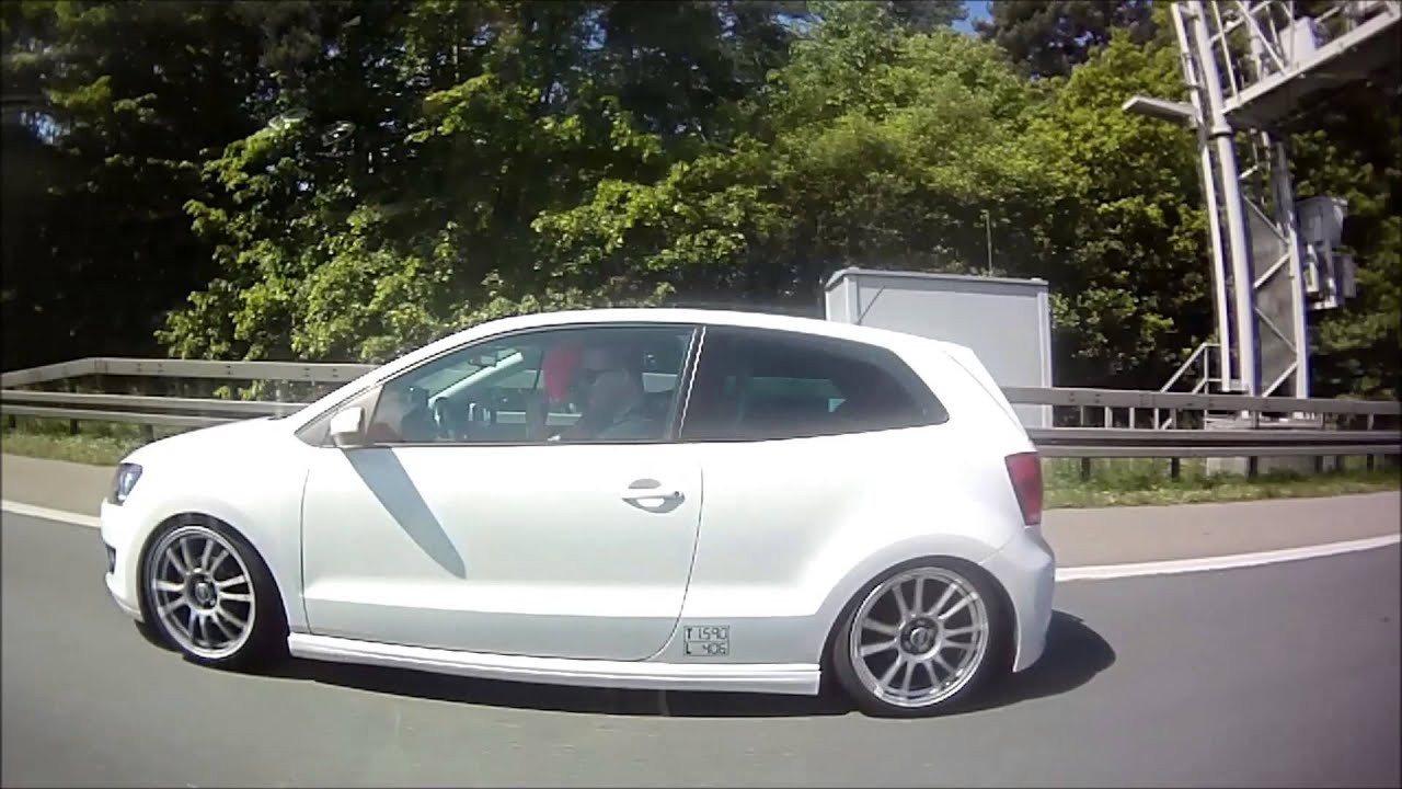 vw polo 6r 1 2tdi bluemotion trip to w rthersee gti treffen 2014 from denmark youtube. Black Bedroom Furniture Sets. Home Design Ideas