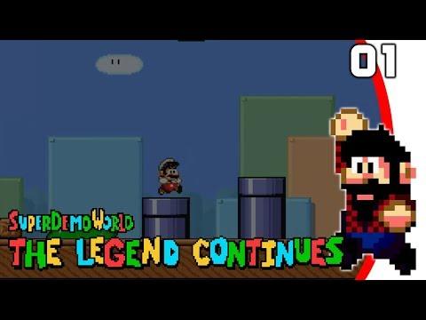 Super Demo World - The Legend Continue #01 [Coop - GregLVK]