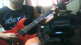 Greyhoundz - Alak pa Guitar cover