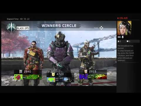 QueenHorus's Live PS4 ROYALTY LOBBY - KNGZ Station
