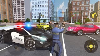 Police Crime City 3D Gang War Simulator Android Gameplay [HD] 2018