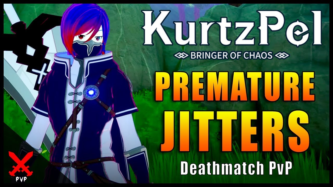 Kurtzpel ▽ Premature Jitters [Greatsword Karma & Bow