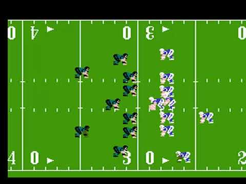 Tecmo Bowl 1959: Chicago Bears Season Divisional Round 1 vs Baltimore Colts