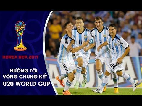 BÁO CHÍ VIỆT NAM DÀNH SỰ QUAN TÂM ĐẶC BIỆT CHO SỰ KIỆN U20 ARGENTINA SANG THI ĐẤU