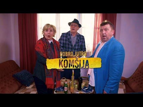 Strikin rodjendan ipak - Dobro jutro, komsija (BN Televizija 2019) HD