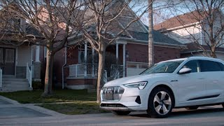 homepage tile video photo for Audi Presents: Audi at Your Door