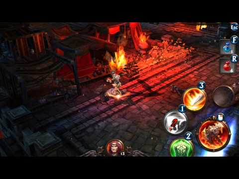 Eternity Warriors III | Gameplay