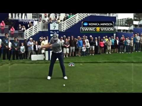 Top 10 Earning PGA Tour 2015 Slow Motion Swing